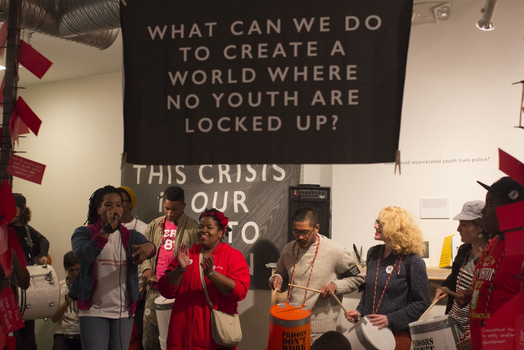 Diverting the school-to-prison pipeline with art The