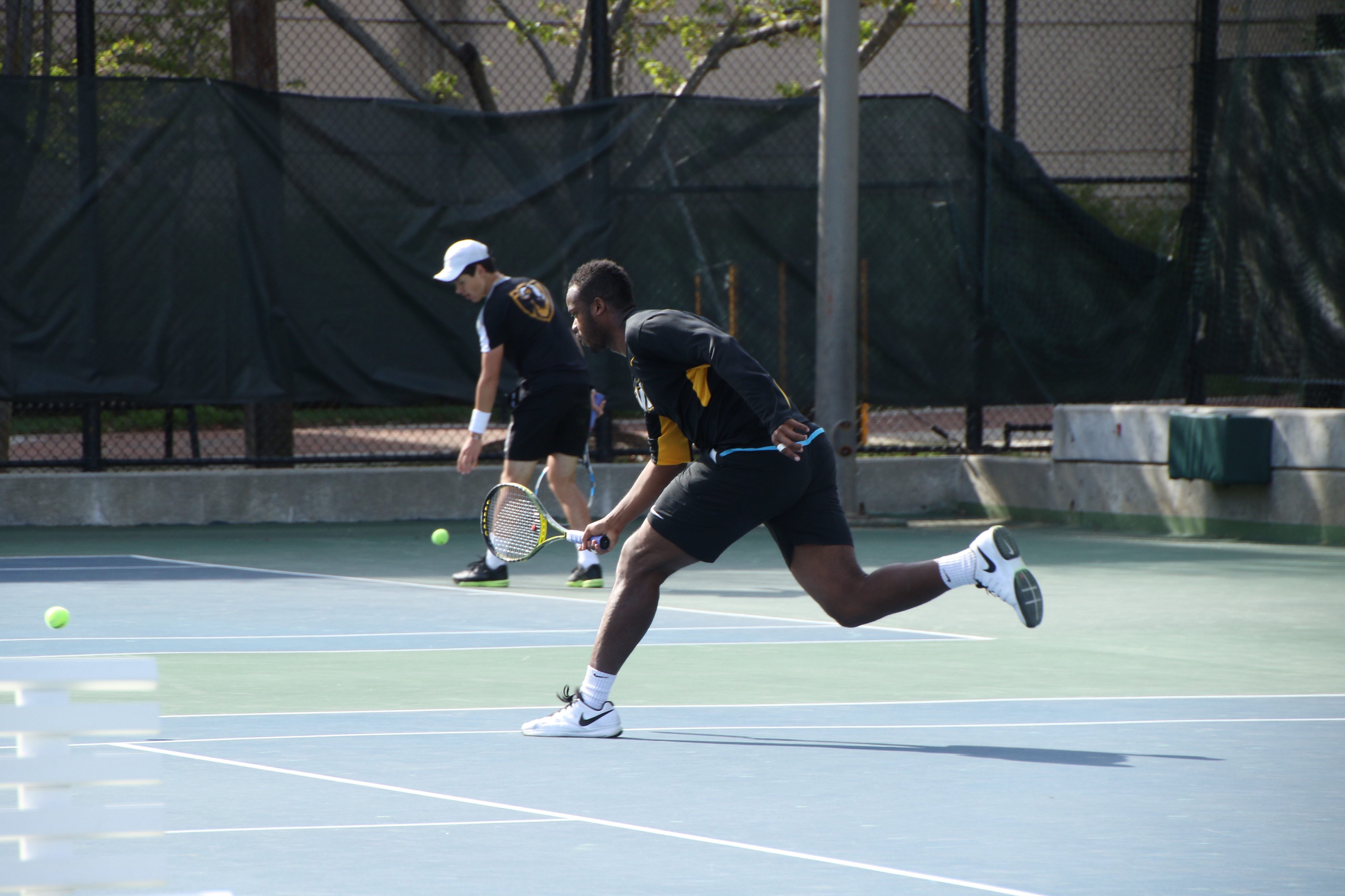 Tennis gears up for A-10 tournament The Commonwealth Times
