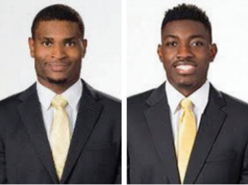 Nwanko (left) and Scissum (right) are no longer part of the program. Photos courtesy of VCU Athletics.