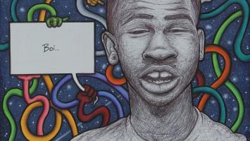 Art provided by Malik Radford.