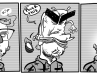Comic by Gareth Bentall