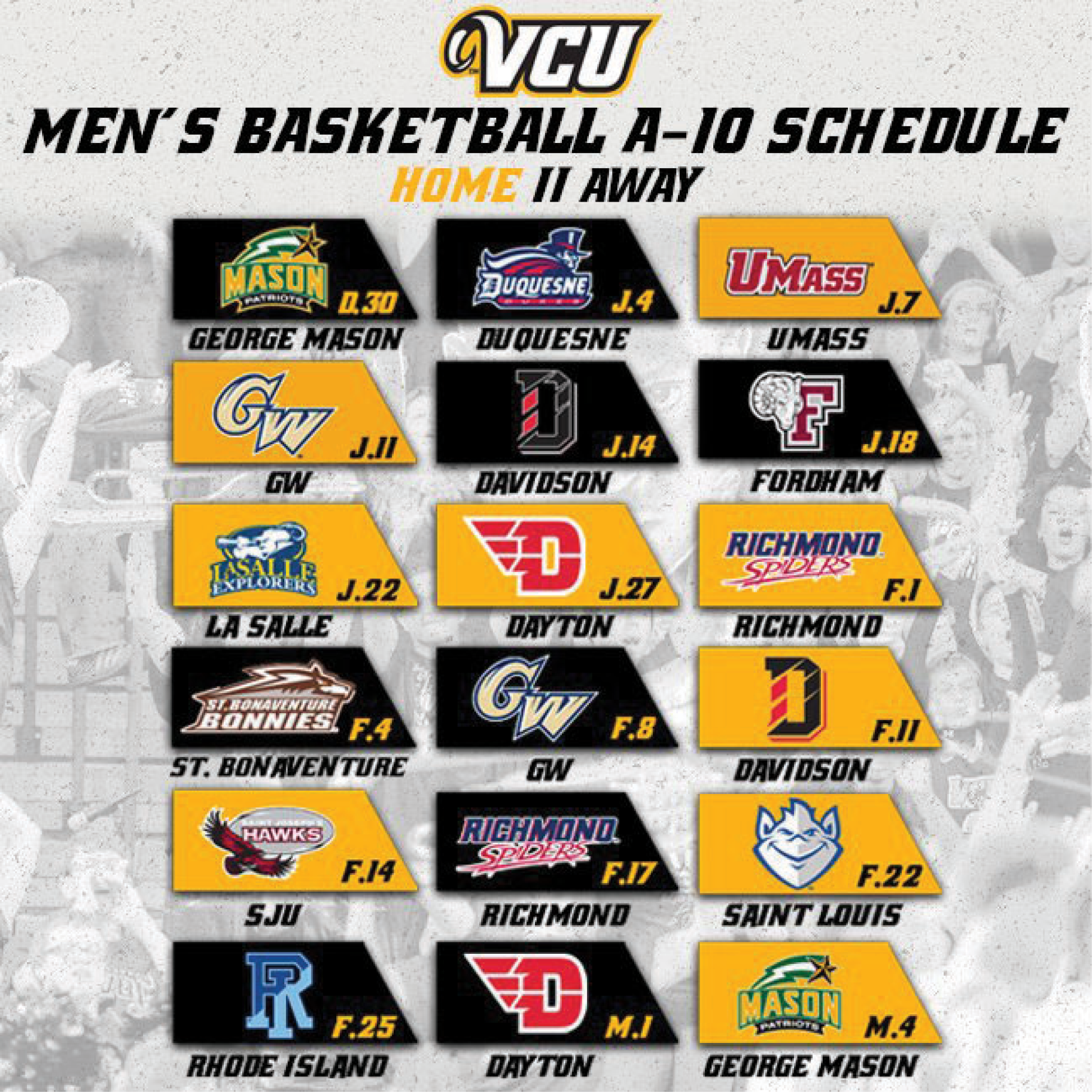 VCU Athletics