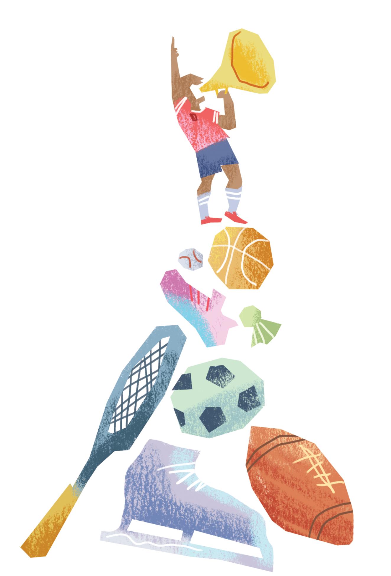 Illustration by Skye Ali