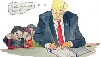 Illustration by Iain Duffus
