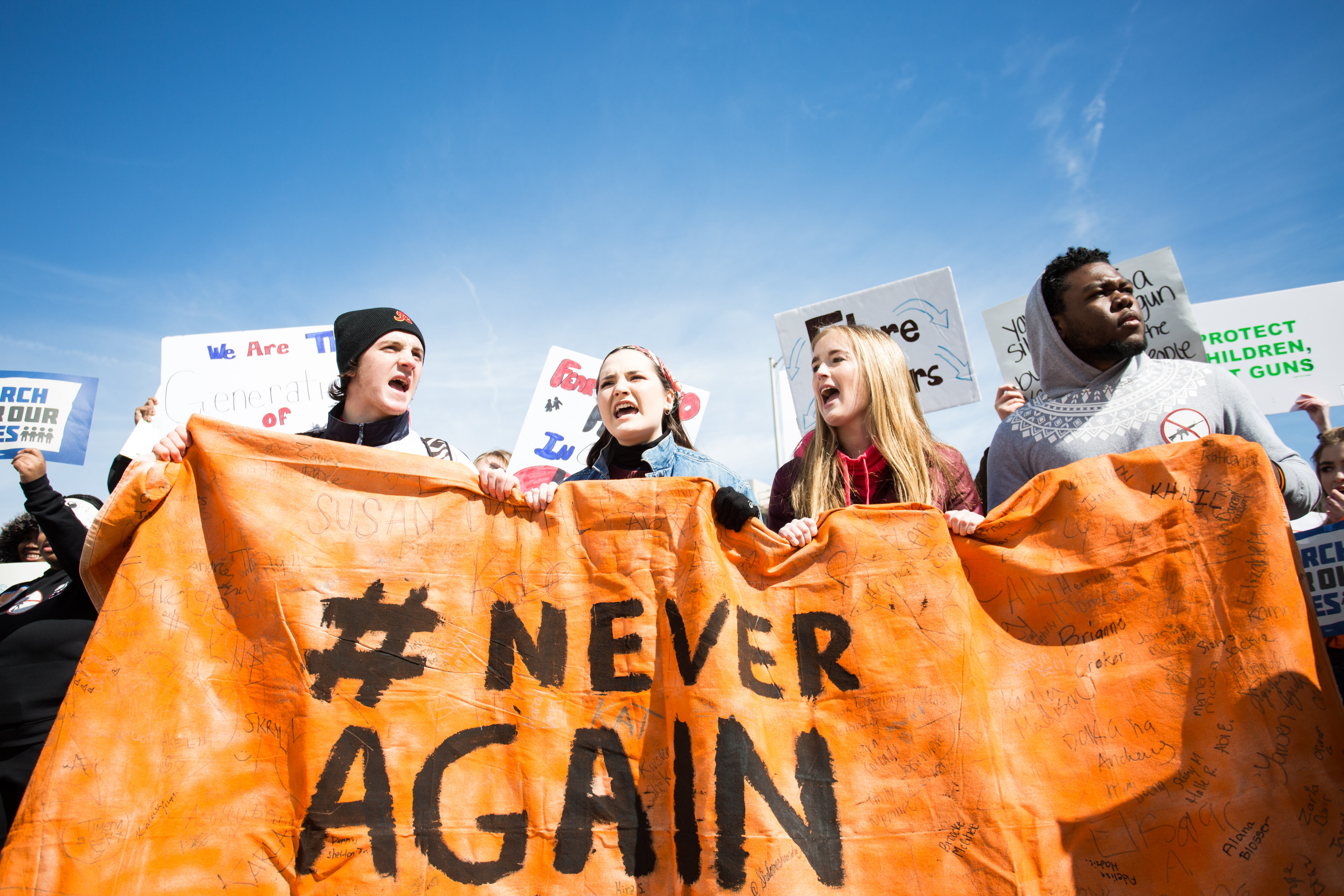 March For Our Lives – RVA