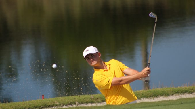 Wolf Pack golf makes second straight NCAA regional