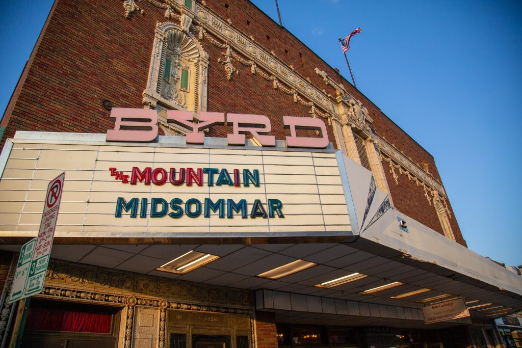 Local director brings festival film to debut at historic Byrd | The Commonwealth Times
