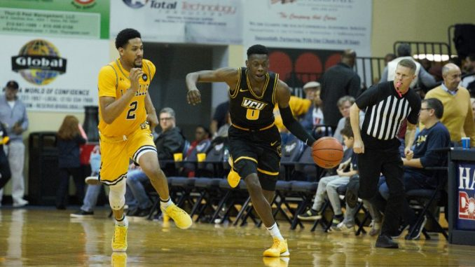 VCU men's basketball holds off La Salle, improves to 5-2 in league play