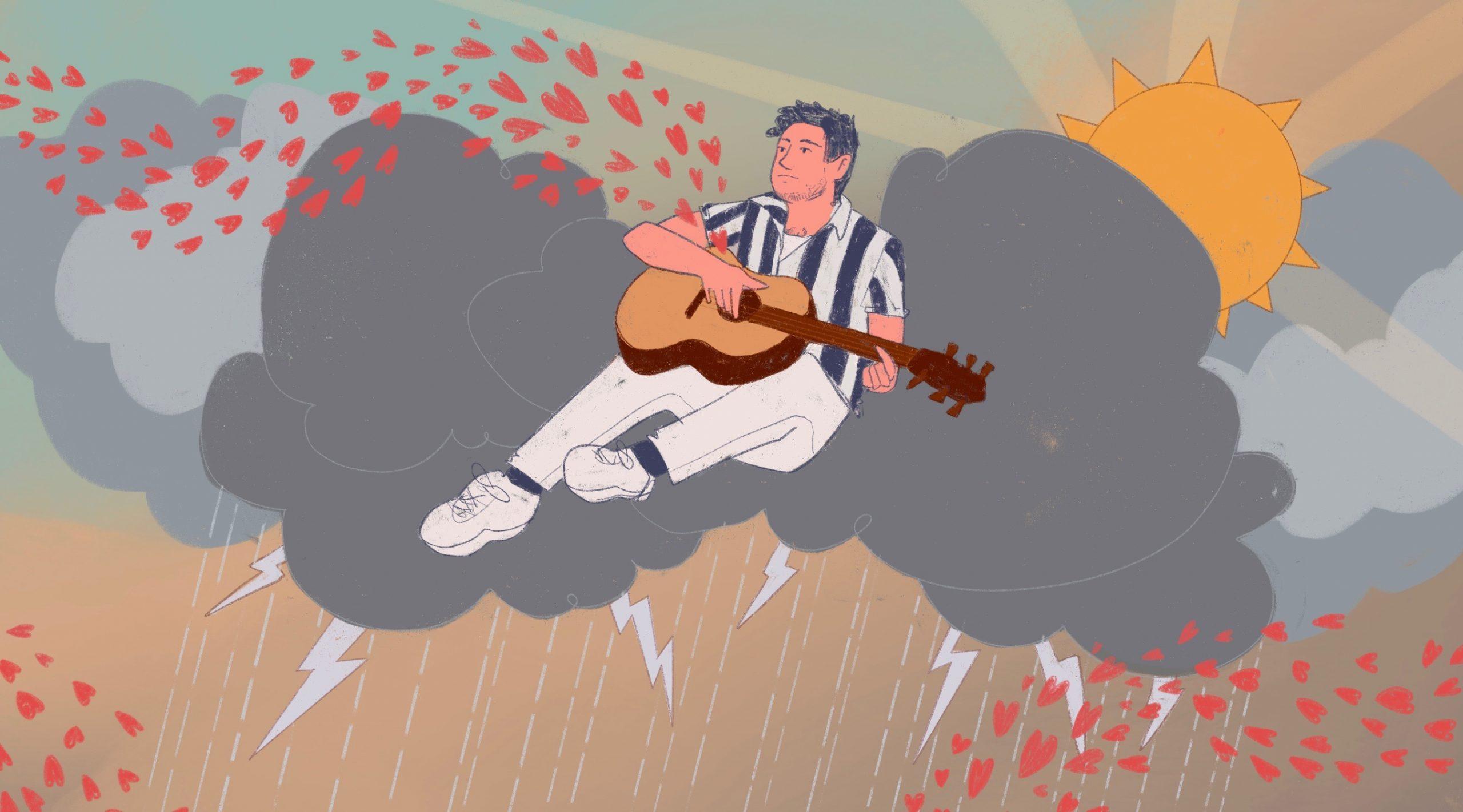 Heartbreak Weather Predicts A Regressive Storm For Niall Horan